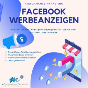 m2 Facebook Werbeanzeigen