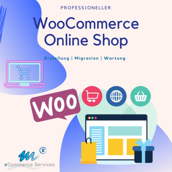 m2 WooCommerce Online Shop